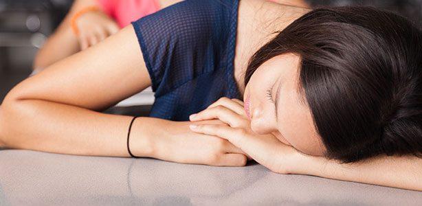 La humidificación puede ayudar a pacientes con apnea para conciliar un mejor sueño
