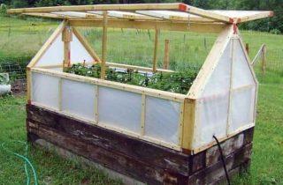 Cómo instalar un mini invernadero con humidificadores en la casa o lugar de trabajo