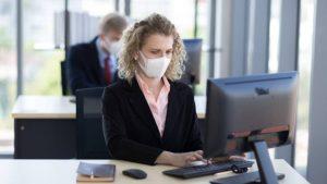 Aire puro en lugar de trabajo