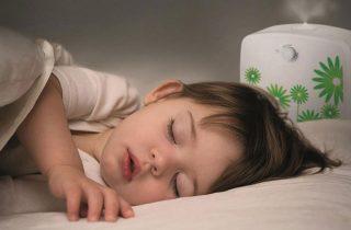 Humidificadores, ideales para cuidar la salud respiratoria de su bebé