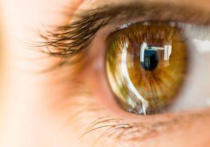 Protege la película lagrimal de los ojos con un humidificador