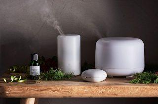 Nebulizadores para aromaterapia